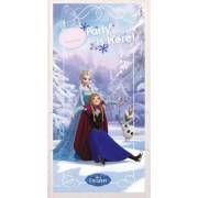 Banner pentru usa personalizabil Frozen