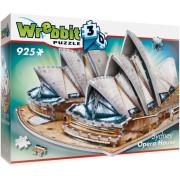 Sydney Opera House - 3D puzzel - 925 Stukjes