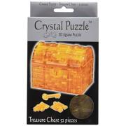 Crystal Puzzles - Puzzle 3D de 52 piezas (Funtime Gifts BV5840)