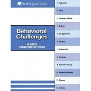 Behavioral Challenges in Early Childhood Settings by Connie Jo Smith