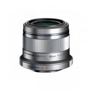 Obiectiv Olympus M.Zuiko Digital 45mm f/1.8 MSC Silver montura Micro Four Thirds