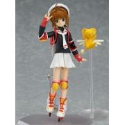 Cardcaptor Sakura Figma Action Figure Sakura Kinomoto School Uniform Ver. 12 cm