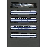 J.R. Series 100 Tokaido/Sanyo Shinkansen X Formation (Add-On 4-Car Set) (Model Train) (japan import)
