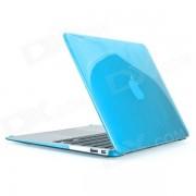 "ENKAY E-BM-AIR13 Protective PC Case Cover for MacBook Air 13.3"" - Translucent Blue"