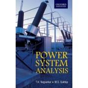 Power Systems Analysis by T. K. Nagsarkar