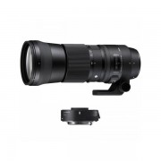 Obiectiv Sigma 150-600mm f/5-6.3 OS Contemporary Kit Sigma TC-1401 1.4x pentru Canon