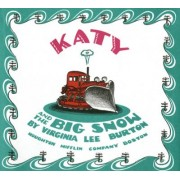Katy and the Big Snow Book and CD by Virginia Burton