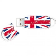 Memorie USB Integral Xpression Union Jack 2 32GB USB 2.0 White