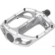 DMR V8 - Pedales (115 x 95 x 25 mm) plata polished silver x 95mm x 25mm