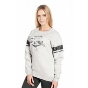 Puma Style Athl Crew Sweat FL