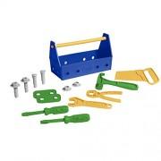 Green Toys - Maletín de herramientas de juguete (Green Toys Inc.)