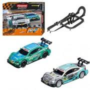 Carrera GO!!! - DTM Speedway AMG Mercedes C-Coupé DTM + BMW M3 DTM, 9 m (20062390)
