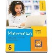 Matematica Cls 5 Partea A II-A Ed.2015 - Nicolae Sanda Monica Berende