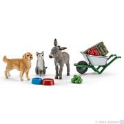 Set Hranire La Ferma +Animale Schleich-41423