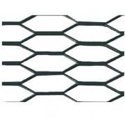 Griglia per paraurti Nera 100x33 Esagonale - 04579