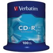 Verbatim CD-R DataLife 52X Spindle PK 100