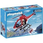 PLAYMOBIL Forest Fire Helicopter