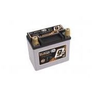 9.5lb est 813 pulse cranking amps 12 Amp/hr 1 yr warranty Racing Battery