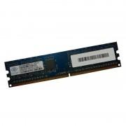 512Mo RAM NANYA NT512T64U88B0BY-3C 240-Pin DIMM DDR2 PC2-5300U 667Mhz 2Rx8 CL5