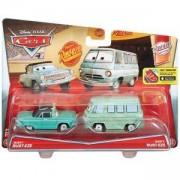 Дисни Карс - Комплект колички - Ръсти и Дъсти - Disney Cars, 171863