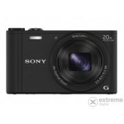 Aparat foto compact SONY DSC-WX350, negru