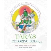Tara's Coloring Book: Divine Images of Tibetan Buddhism
