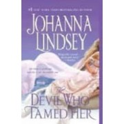 Devil Who Tamed Her, the by Johanna Lindsey