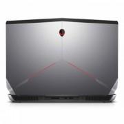Laptop Dell Alienware 15 Intel Core i7-6700HQ 16GB DDR4 1TB + 512GB SSD GeForce GTX 980M 8GB Win 10 Argintiu