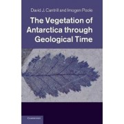The Vegetation of Antarctica through Geological Time by David J. Cantrill