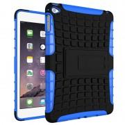 Capa Híbrida Anti-Deslizante para iPad Mini 4 - Preto / Azul