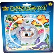 Wild Republic Blst Puzzle Track Car Dolphin (12 Pieces)