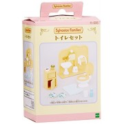 "Epoch Sylvanian Families Sylvanian Family Doll ""Bathroom Set Ka-606"""