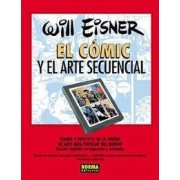 El comic y el arte secuencial / Comics and Sequential Art by Will Eisner