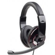 Casti Gaming Gembird MHS-U-001 (Negru)