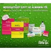 AlmaWin mosogatógépszett - Gépi mosogatószer tabletta 25db + Mosogatógép öblítő koncentrátum 500 ml + Ajándék