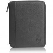 "Tablet Case, Prestigio, Universal for 8"", Leather, Black (PTCL0108BK)"
