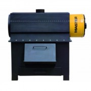 Generator de aer cald combustibil solid Master CT 50 P