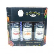 St. Dalfour - Fruit Spreads with Spoon - 3 x 284g