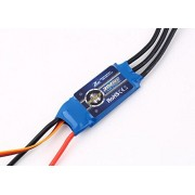Generic AL 30A ESC 5V/3A BEC for 400-450 Helicopters Or Quad-Rotor Multi RC Helicopter
