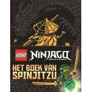 Boek Lego Ninjago - het boek van Spinjitzu