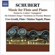 F. Schubert - Flute & Piano Music (0747313075478) (1 CD)