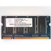 Nanya - Mémoire - 512 Mo - DDR - PC2700 - SO DIMM 200 Broches - 333 MHz