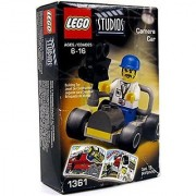 Lego Studios Camera Car