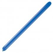 "Baloane Latex Modelaj Pearl Sapphire Blue, 2"" x 60"", Qualatex 260 22944, set 100 buc"