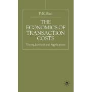 The Economics of Transaction Costs by Pinninti Krishna Rao