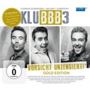 Vorsicht unzensiert! (Gold Edition, CD+DVD)