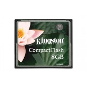 CF 8Gb Kingston Compact Flash memorijska kartica