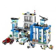 Jucarie LEGO City Police Station 60047