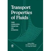 Transport Properties of Fluids by Jurgen Millat