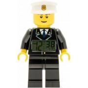 Lego City Polis väckarklocka (Lego City police klocka 9002274)